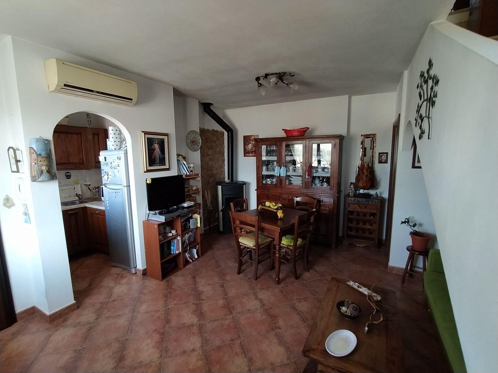 Casa su due livelli con vista panoramica